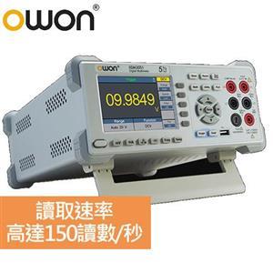 OWON XDM3051 五位半桌上型紀錄/圖表電表