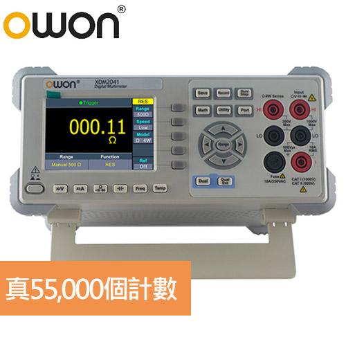 OWON XDM2041 經濟型四位半桌上型紀錄電表