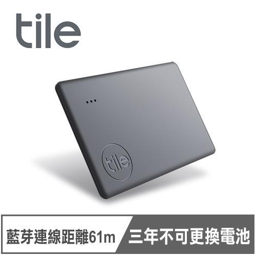 Tile Slim 智慧藍芽防丟尋物器 (單入)
