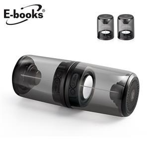 E-books D36 TWS藍牙5.0磁吸雙喇叭
