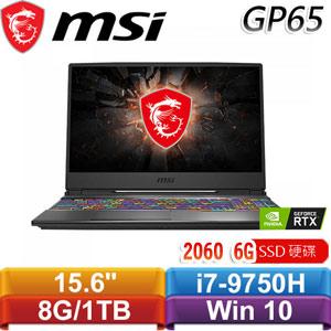 MSI微星 GP65 Leopard 9SE-457TW 15.6吋電競筆電