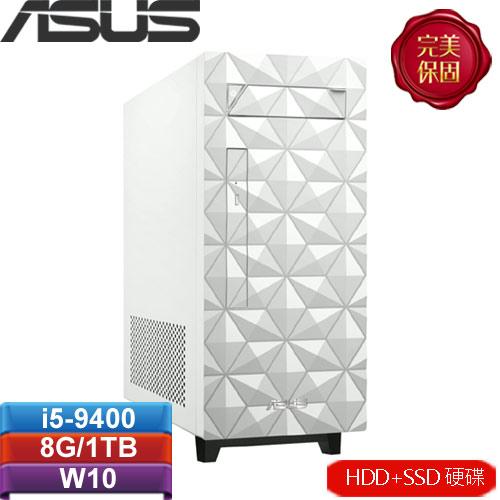 ASUS華碩 H-S340MF-I59400011T 桌上型電腦