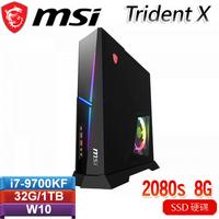 MSI微星 Trident X Plus 9SE-617TW 電競桌機