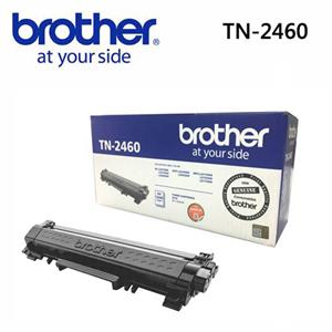 Brother TN-2460 原廠標準容量黑色碳粉匣