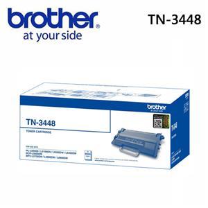 Brother TN-3448 原廠高容量黑色碳粉匣
