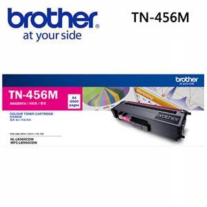 Brother TN-456M 原廠高容量紅色碳粉匣