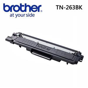 Brother TN-263BK 原廠標準容量黑色碳粉匣