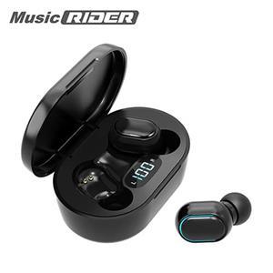 音樂騎士 MusicRider T10 真無線藍牙耳機-黑