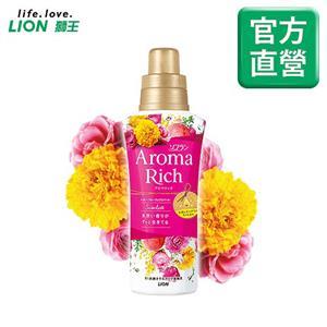 日本獅王香水柔軟精-活力花果香520mlX3