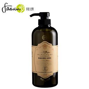 FASUN琺頌-保濕沐浴乳-山櫻花 650ml / 瓶