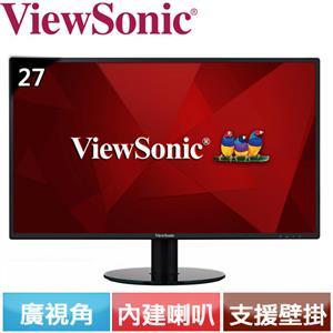 R1【福利品】ViewSonic優派 27型 2K IPS螢幕 VA2719-2K
