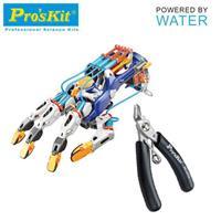 【搭配不銹鋼掌心斜口鉗】ProsKit寶工液壓機械手套GE-634