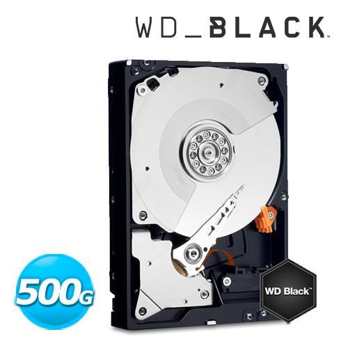 WD 威騰 WD5003AZEX 黑標 500GB 3.5吋SATA硬碟