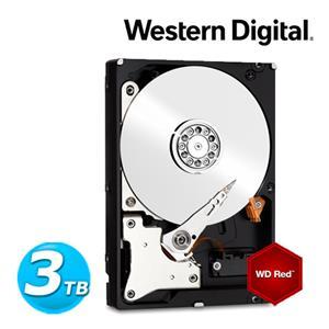 WD30EFRX 紅標 3TB 3.5吋NAS硬碟(NASware3.0)