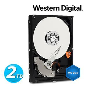 WD20EZAZ 藍標 2TB 3.5吋SATA硬碟