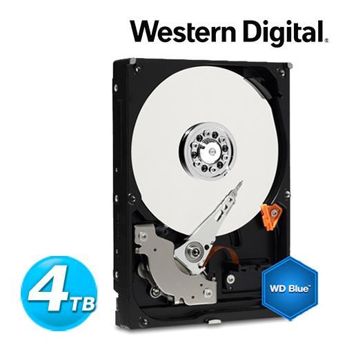 WD 威騰 WD40EZRZ 藍標 4TB 3.5吋SATA硬碟