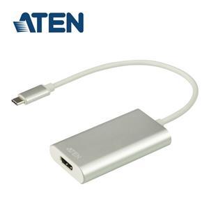 ATEN 宏正 CAMLIVE™ HDMI至USB-C UVC視訊影像擷取器(UC3020)
