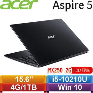 ACER宏碁 Aspire 5 A515-54G-52C4 15.6吋筆記型電腦 黑