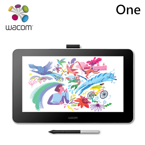 Wacom One Creative Pen Display 創意手寫繪圖液晶螢幕