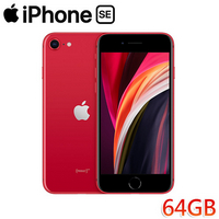 APPLE iPhone SE 64GB 紅色