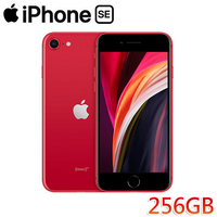 APPLE iPhone SE 256GB 紅色
