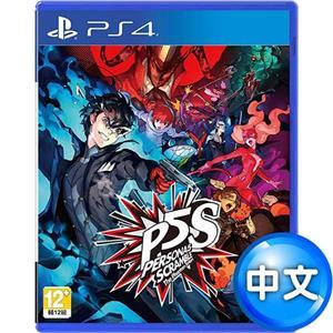 【預購】PS4 女神異聞錄5 亂戰:魅影攻手 中日文版