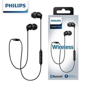 PHILIPS飛利浦 SHB3595BK/10 無線藍牙4.1耳機-黑色