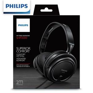 PHILIPS飛利浦 SHP2000高音質耳罩式耳機