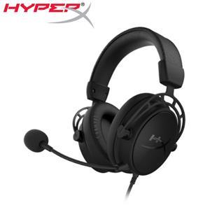HyperX 金士頓 Cloud Alpha S 電競耳機 消光黑 (HX-HSCAS-BK/WW)