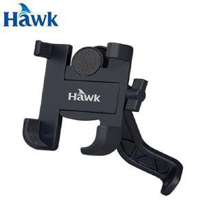 Hawk H71鋁合金機車手機架-黑色