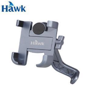 Hawk H71鋁合金機車手機架-灰色