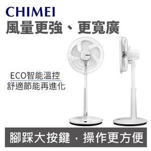 CHIMEI 奇美 DF-14B300 14吋 DC遙控 ECO 智能 溫控 立扇