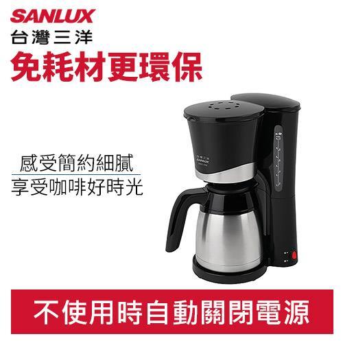 SANLUX 台灣三洋 SAC-20X 12人份 美式 咖啡機