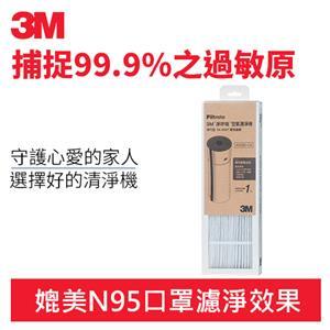 3M X3050-CA 淨呼吸 淨巧型 FA-X50T專用 空氣清淨機 活性碳濾網