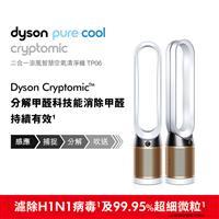 Dyson Pure Cool 智慧空氣清淨機 白  DYSONTP06W