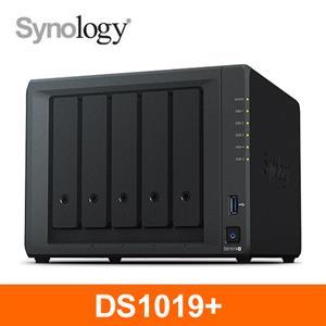 Synology DS1019+ 網路儲存伺服器