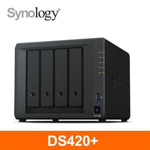Synology DS420+ 網路儲存伺服器
