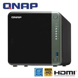 QNAP威聯通 TS-453D-4G 網路儲存伺服器