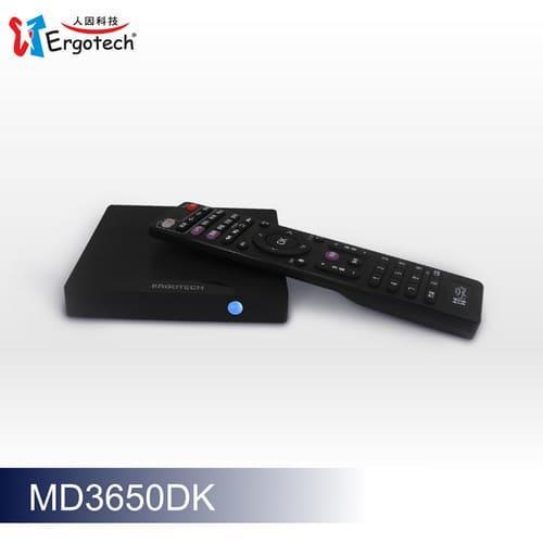 人因MD3650DK 4KHDR高清雲端智慧電視盒