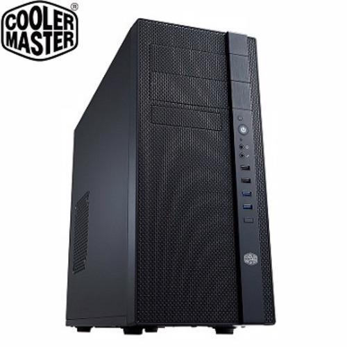 Cooler Master N400 機殼電源組(含MWE 550W 銅牌電源)