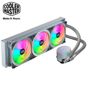 Cooler Master MasterLiquid ML360P 銀色版 ARGB水冷散熱器