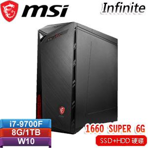 MSI微星 Infinite 9SI-1021TW 電競桌機