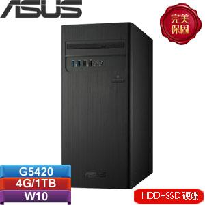 ASUS華碩 H-S340MC-0G5420004T 桌上型電腦