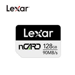 Lexar® NM nCARD 90MB/s 記憶卡-128GB