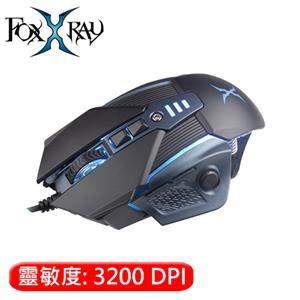 FOXXRAY 狐鐳 FXR-SM-53 深海獵狐電競滑鼠