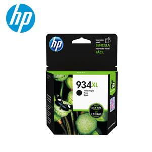 HP NO.934 XL 原廠黑色高容量墨水(C2P23AA)