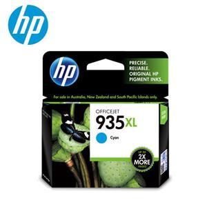 HP NO.935 XL 藍色原廠高容量墨水(C2P24AA)