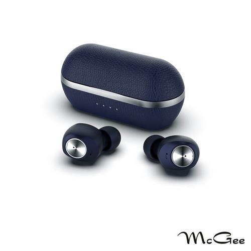 德國McGee Ear Play 藍牙5.0真無線耳機 午夜藍