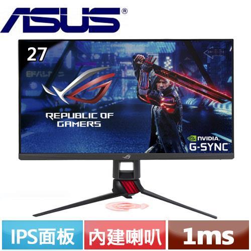 R1【福利品】ASUS華碩 27型 IPS 2K電競螢幕 XG279Q.