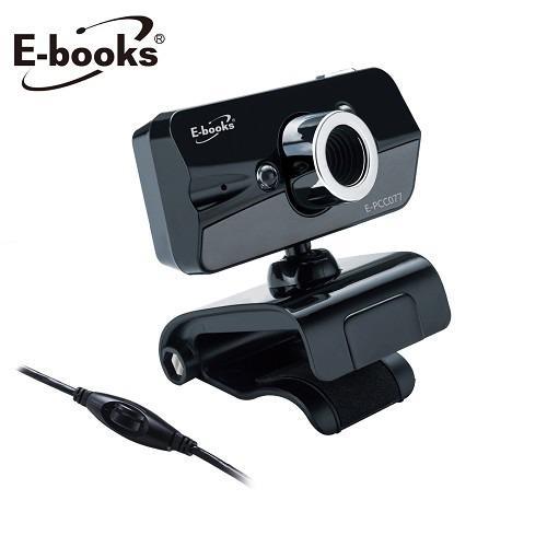 E-books W15 網路HD高畫質LED燈攝影機